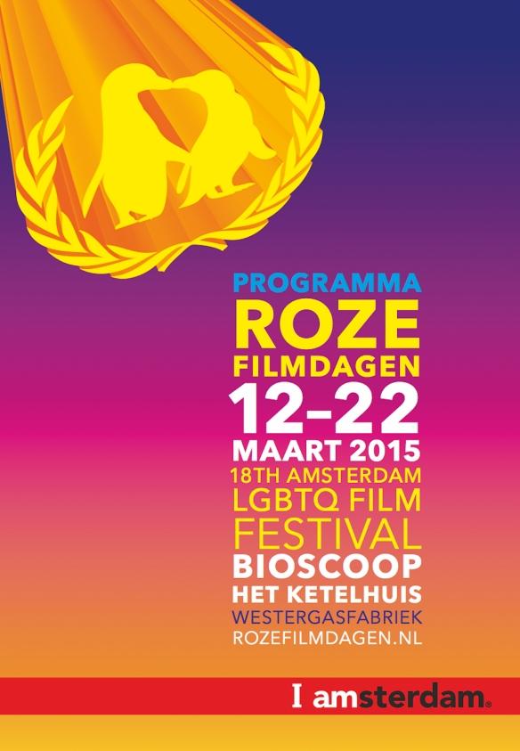 POSTER ROZE FILMDAGEN 2015