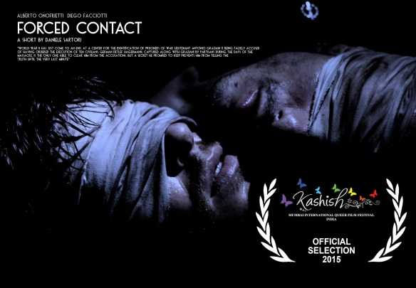 CONTATTO FORZATO OFFICIAL SELECTION KASHISH MUMBAI FESTIVAL 2015
