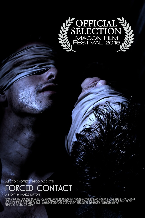 CONTATTO FORZATO OFFICIAL SELECTION MACON FILM FESTIVAL 2015