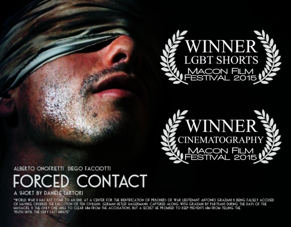 CONTATTO FORZATO - FORCED CONTACT - MACON FILM FESTIVAL