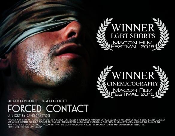 CONTATTO FORZATO - FORCED CONTACT - MACON FILM FESTIVAL