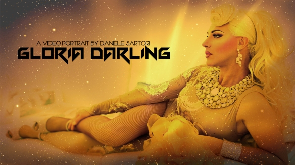 POSTER GLORIA DARLING